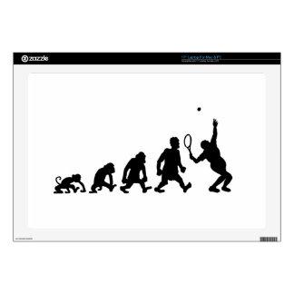 "darwin tennis 17"" laptop decal"