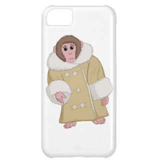 Darwin the Ikea Monkey Cover For iPhone 5C