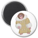 Darwin the Ikea Monkey Fridge Magnet