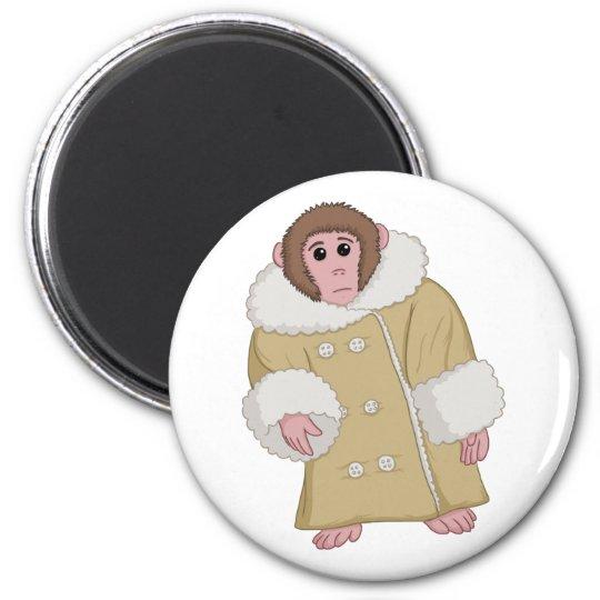 Darwin the Ikea Monkey Magnet