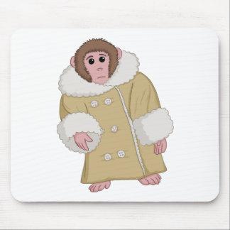 Darwin the Ikea Monkey Mouse Pad