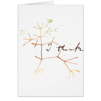 Darwin tree of life: I think Card