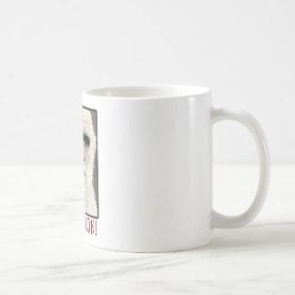 Darwin - Viva La Evolution! Coffee Mug