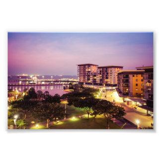 Darwin Waterfront at Sunset, Australia Photo Print