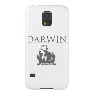 Darwin y nave carcasa para galaxy s5