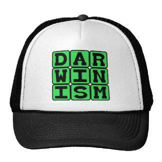Darwinism, Theory of Biology Trucker Hat