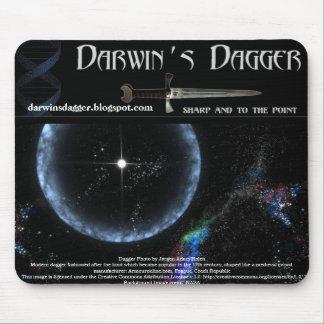 Darwin's Dagger Mouse Pad