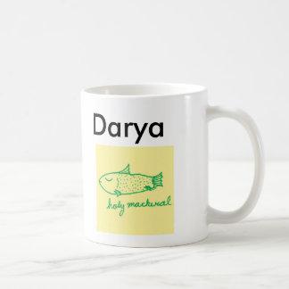 Darya - Holy Mackeral Coffee Mug