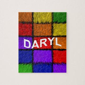 DARYL JIGSAW PUZZLE