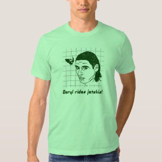 Daryl Rides Jetskis T Shirt