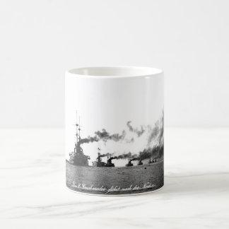 Das 2, Gechwader Fahrt nach der_war Image Coffee Mug