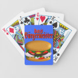 das Burgermeister Bicycle Cards Poker Cards