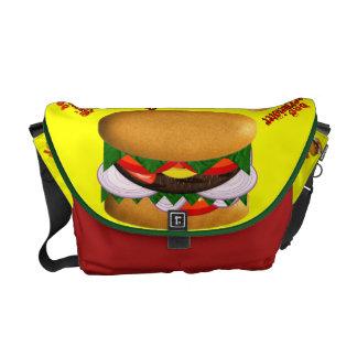 Das Burgermeister Courier Bag