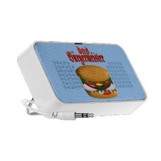 das Burgermeister Electronic Speaker