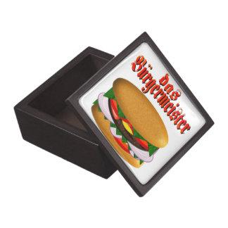 das Burgermeister Gift Box