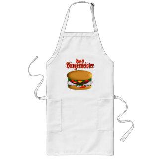 das Burgermeister GrillMaster Delantal