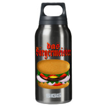 das Burgermeister Insulated Water Bottle