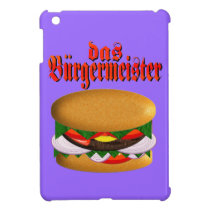 das Burgermeister iPad Mini Cover