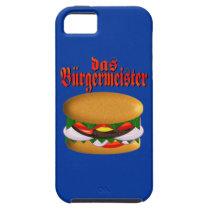 das Burgermeister iphone 5 Vibe iPhone SE/5/5s Case