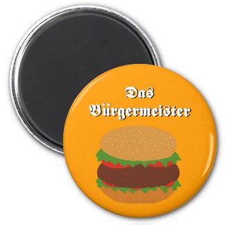 Das Burgermeister Magnet