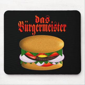 das Burgermeister Mousepad