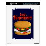 das Burgermeister Nook Skin