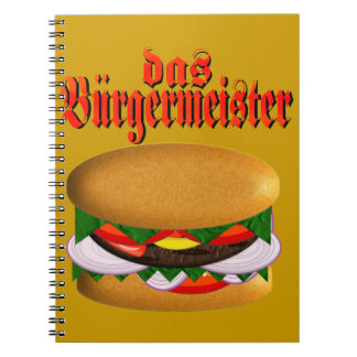 das Burgermeister Notebook
