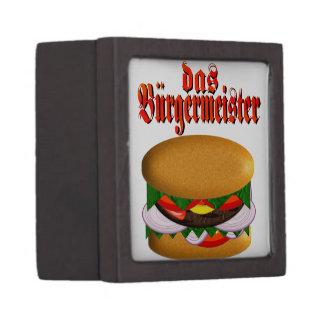 das Burgermeister Premium Gift Box