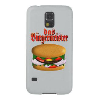 das Burgermeister Samsung Galaxy S5 Case