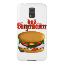das Burgermeister Samsung Nexus Galaxy S5 Cover