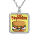 das Burgermeister Square Necklace