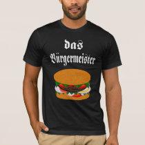 Das Burgermeister T-Shirt