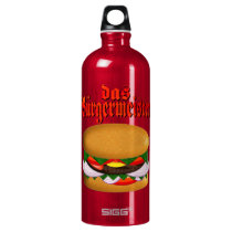 das Burgermeister Water Bottle