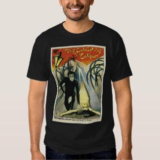 Das Cabinet Des Dr Caligari Tee Shirt