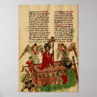 Das Leiden unsers Herren Jhesu Christi (1460) Poster