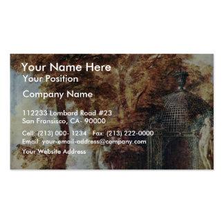 Das Moulinet By Lancret Nicolas (Best Quality) Business Cards
