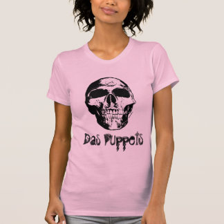 Das Puppets skull No.2 T-Shirt