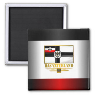 Das Vaterland Refrigerator Magnets