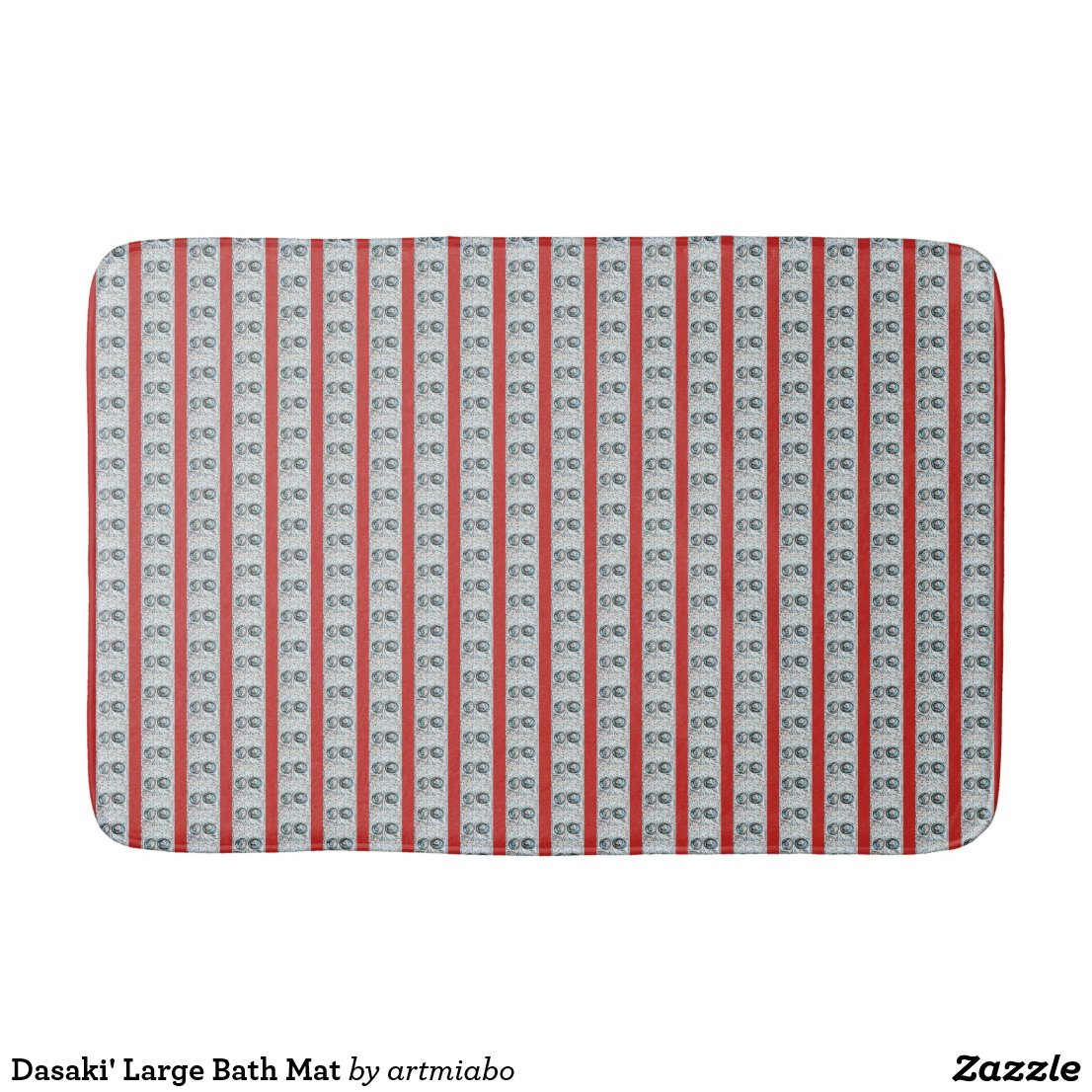 Dasaki' Large Bath Mat