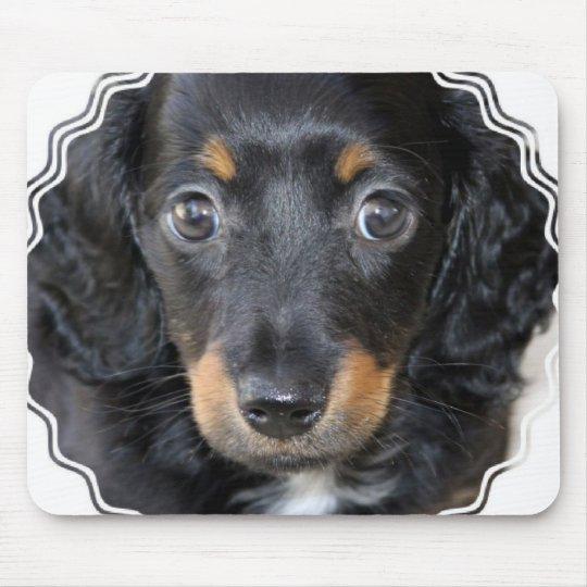 Daschund Puppy Dog Mouse Pad