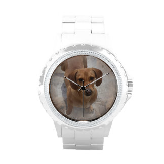 Daschund Wrist Watches