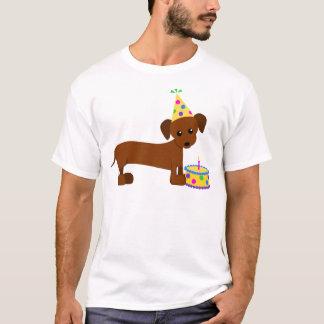 DaschundBDay T-Shirt