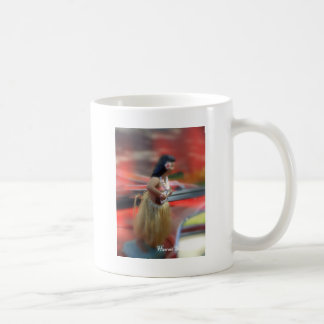 Dash board Hula Coffee Mug