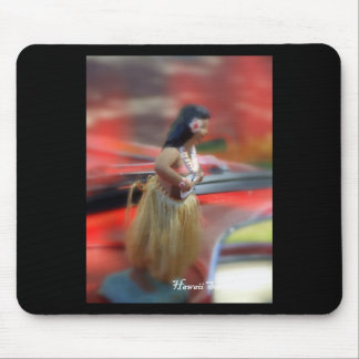 Dash board Hula Mouse Pad