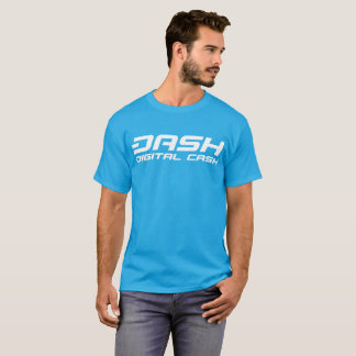 DASH Classic Aqua Blue Tee