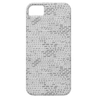 Dash. Dot. Dash. Plus. Dash. iPhone SE/5/5s Case