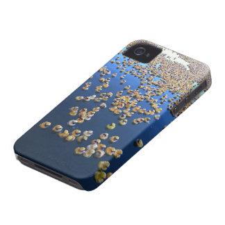 Dash for Ducks iPhone 4 Case