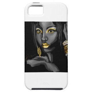Dash of Gold iPhone 5 Case