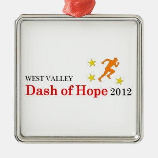 Dash of Hope Christmas Ornament