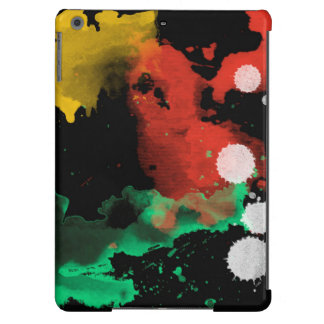 Dash of paint iPad air cover